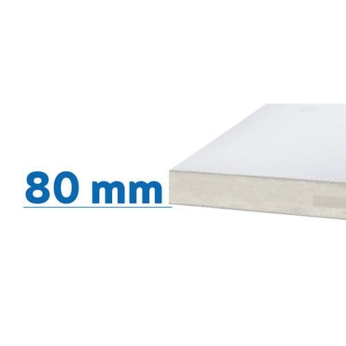 COLD ROOM  PANEL  1 METER X 2,20 HIGH  80MM - 324685871925